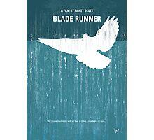 No011 My Blade Runner minimal movie poster Photographic Print