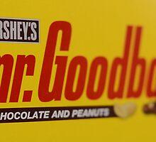 Chocolate & Peanuts......mmmmmm! by Garry Griffiths