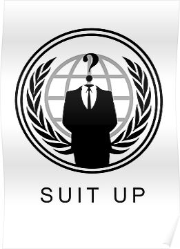 Suit up! by Hoboway