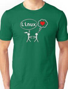 Linux Lover Unisex T-Shirt