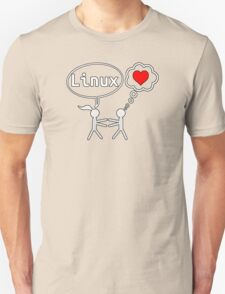 Linux Lover T-Shirt