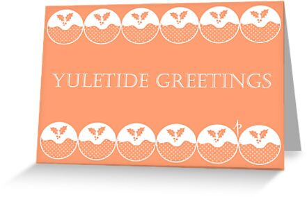 Yuletide Greetings by DParry