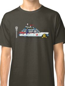 Ghostbusters Cadillac Wheel Clamp  Classic T-Shirt