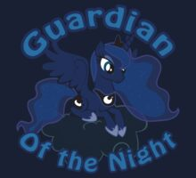 Luna: Guardian of the Night by Geek-Spirations
