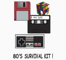 80's survival kit by sublimy99