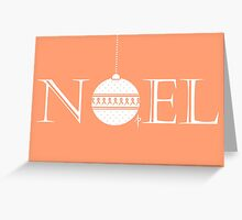 NOEL Greeting Card