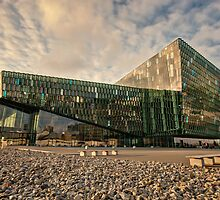 Harpa Conference Center, Iceland by YorkStCreative