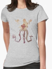 Mister Handy - Please Stand By Womens Fitted T-Shirt