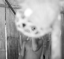 Peekaboo I see you by Vincent Teh