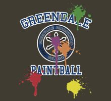 Greendale Paintball by goldenote