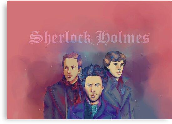 3 Sherlock by KanaHyde
