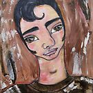 Brian Williams #2 by Barbara Cannon Art Studio