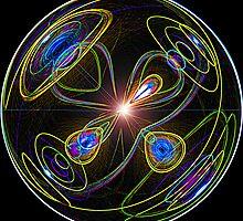 Higgs Boson by Samuel Sheats