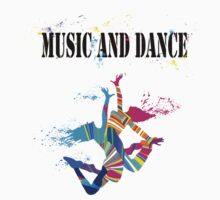 MUSIC AND DANCE by yosi cupano