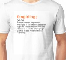 Fangirling Unisex T-Shirt