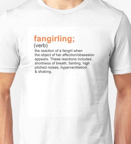 Fangirling Unisex T-Shirt