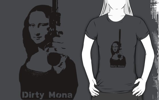 Dirty Mona by Duncan Morgan