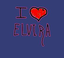 i love Elvira on halloween  T-Shirt