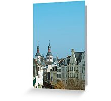 Bonn Greeting Card