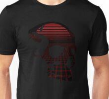 Retro Hell Skull Unisex T-Shirt