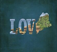 Love in Maine by Kadwell