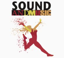 SOUND AND MUSIC by yosi cupano