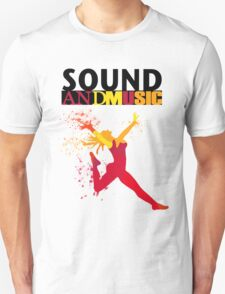 SOUND AND MUSIC T-Shirt