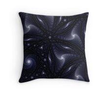 Night Sky Throw Pillow