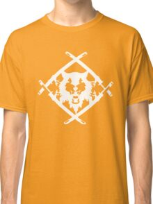Xavier Wulf Black Classic T-Shirt