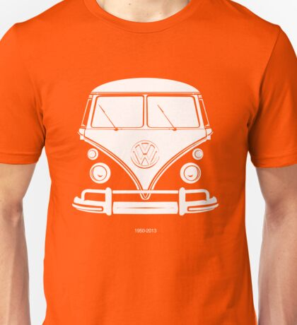 VW BUS, 1950-2013 Unisex T-Shirt