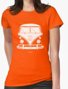 VW BUS, 1950-2013 Womens Fitted T-Shirt