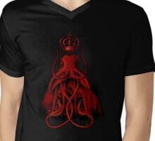 The King of Sea Mens V-Neck T-Shirt