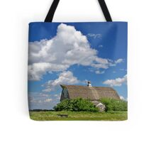 Prairie Past Tote Bag
