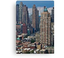 Forty Stories Canvas Print