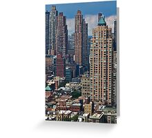 Forty Stories Greeting Card