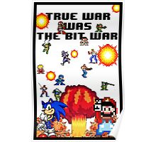 True war was the bit war Poster