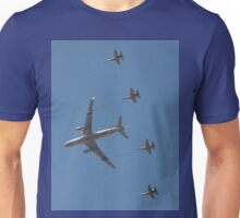 Air Refueling Display, Point Cook Airshow, Australia 2014 Unisex T-Shirt