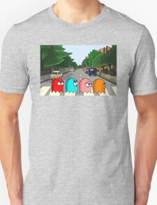 Pac Man Abbey Road T-Shirt