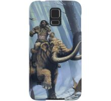 Frost Giant on Mammoth Samsung Galaxy Case/Skin