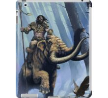 Frost Giant on Mammoth iPad Case/Skin