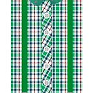 Perfectly clad in plaid by nicwise