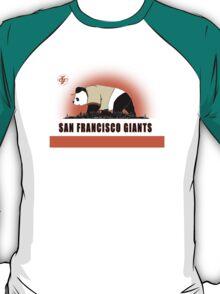 California Panda T-Shirt