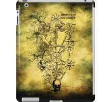 Memory of Forest (Original Background) iPad Case/Skin