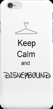 Keep Calm-DisneyBound by suicidalninja93