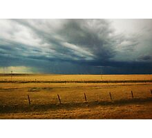 North Dakota Field of Dreams  Photographic Print