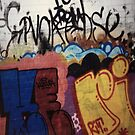 graffiti by YourHum