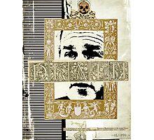 Icons: Señor DEATH Photographic Print