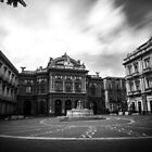 Catania, Piazza Vincenzo Bellini - Sicily by Mirko Chessari