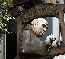 the aragon, byers road, glasgow by Alan Stuart