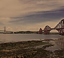Forth Bridges by Bondbloke
